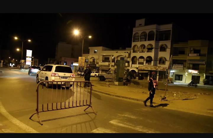 Dakar et Thiès : le couvre-feu désormais fixé de 00h00 à 5h00 du matin