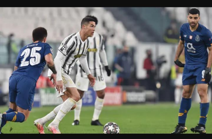 LdC : la Juventus éliminée par le FC Porto !