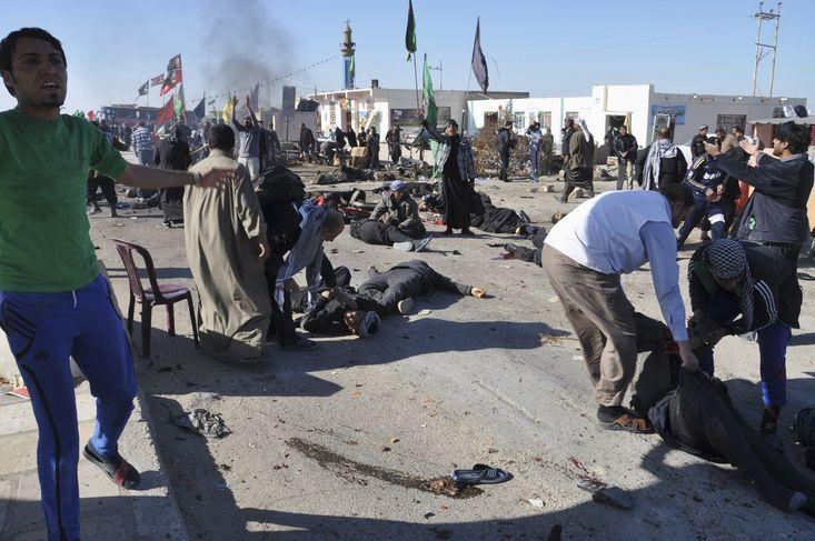 Nouvelle série d'attaques meurtrières en Irak