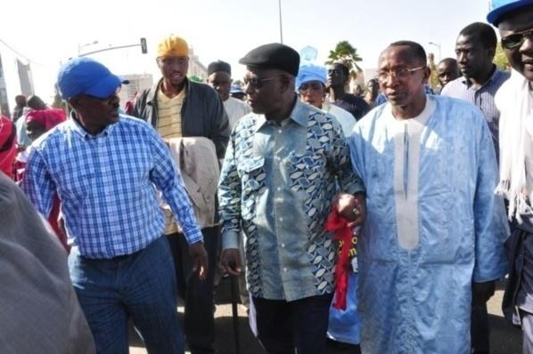 PDS : Encore marcher, beaucoup marcher et toujours marcher pour défier le régime de Macky Sall