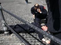 Italie: coups de feu devant le palais du gouvernement