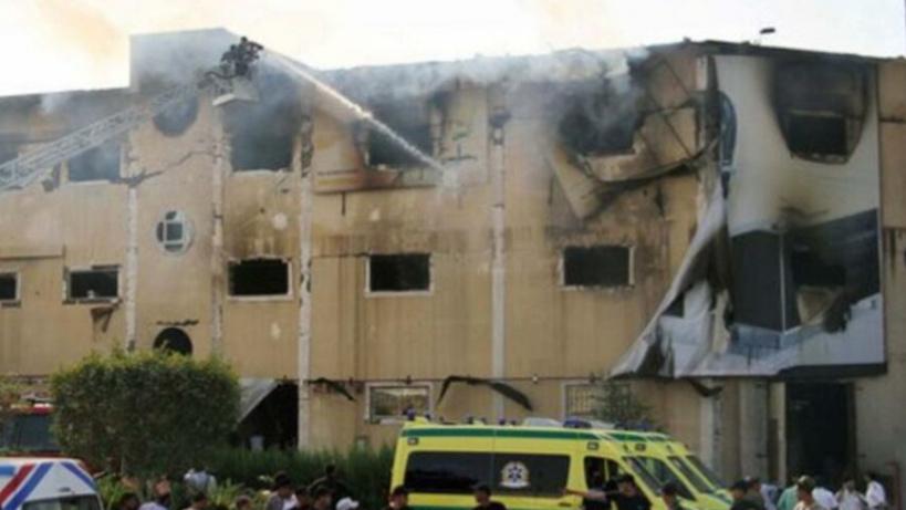 Égypte: au moins 20 morts dans l'incendie d'une usine textile