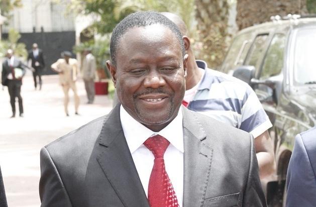 Duel APR/Rewmi: Mbaye Ndiaye demande aux Thièssois de lâcher Idrissa Seck