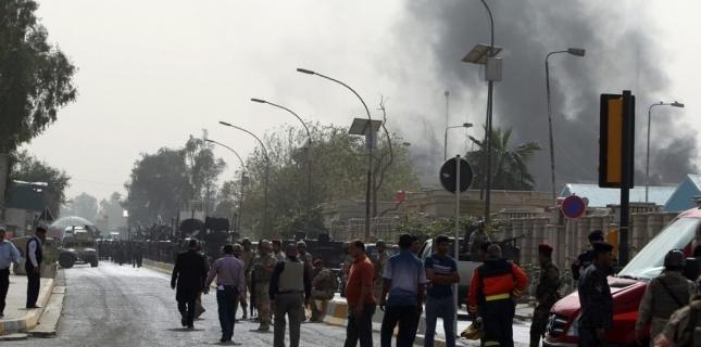 Explosion de trois voitures piégées en Irak : 9 morts