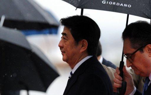 Japon: Le premier ministre en visite à Moscou, une première depuis 10 ans