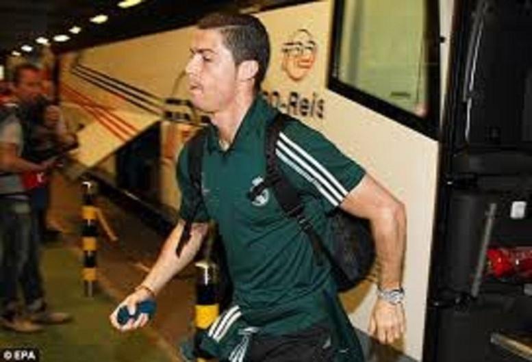 1/2 finale retour Real Madrid vs Dortmund: C. Ronaldo sera bien là