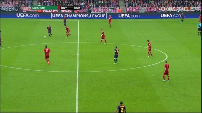 Barça vs Bayern : les équipes probables