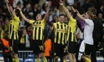 """Dortmund: """"On mérite d'aller à Wembley"""""""