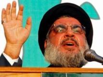 Le chef du Hezbollah libanais Hassan Nasrallah. REUTERS/Sharif Karim