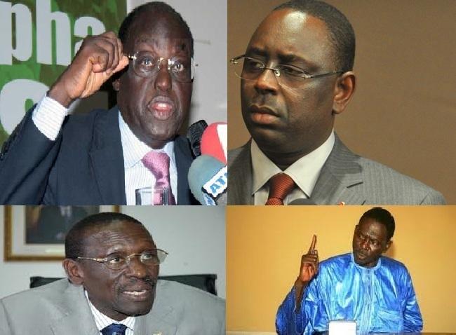 Moustapha Diakhaté tacle Doudou Wade, disculpe Macky et mouille Niasse