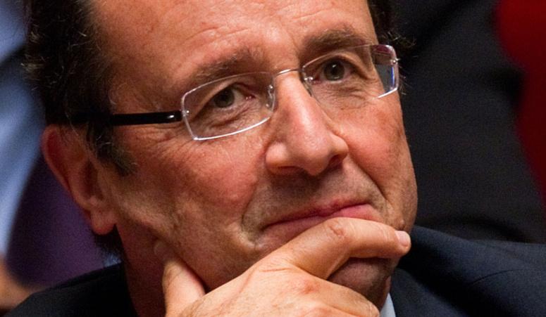 """François Hollande : """"Le temps nous donnera raison"""""""