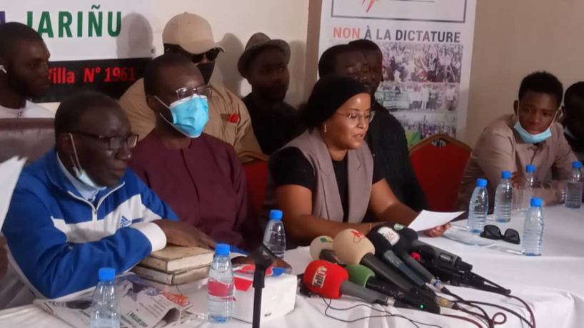 Le Collectif Noo Lank invite le chef de l'Etat à répondre aux revendications diverses des Sénégalais