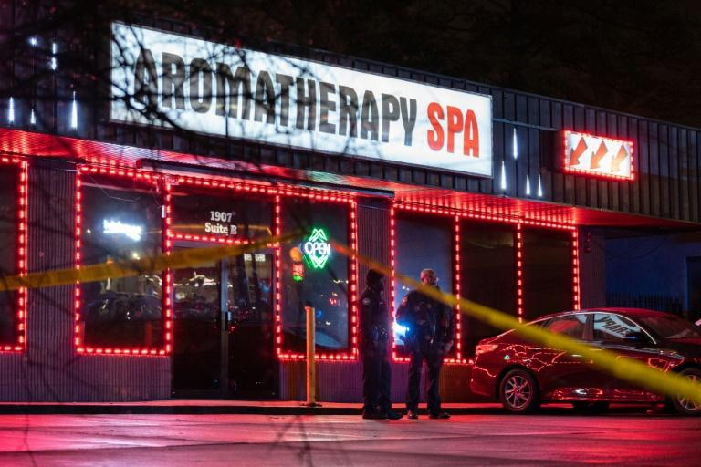 USA: après les fusillades dans les deux salons de massage, le motif raciste pour le moment écarté