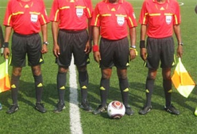 Mondial 2014: seychellois et kényans pour arbitrer les matches des Lions