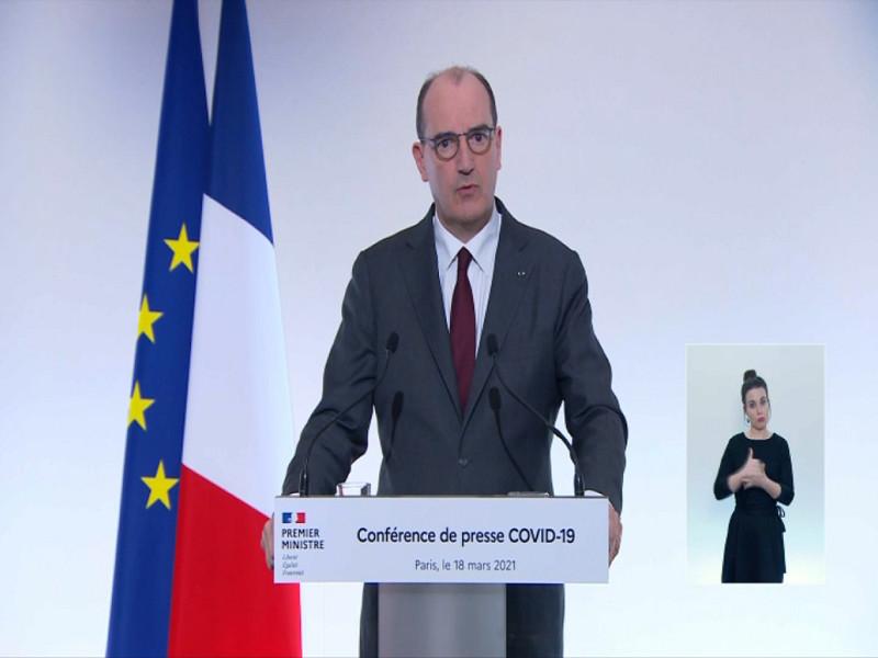 Covid-19 en France : un nouveau confinement de 4 semaines à partir du 19 mars