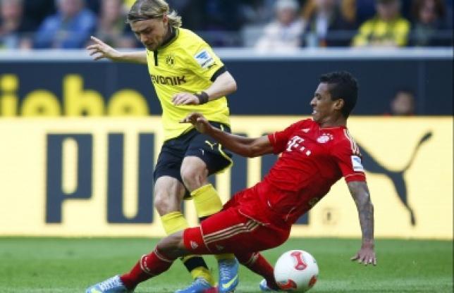 Dortmund et le Bayern se neutralisent