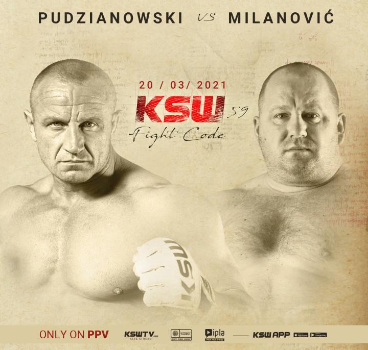 MMA : Bombardier hospitalisé, son combat contre Pudzianowski annulé
