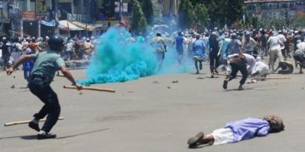 Bangladesh: De nombreux morts dans des manifestations anti-blasphème à Dacca