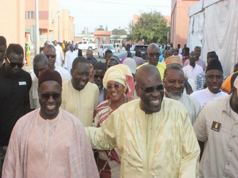 Mobilisation de BBY à Pikine : Abdou Karim Sall démonte Ousmane Sonko