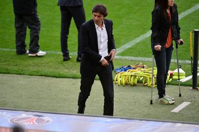 Le directeur sportif du PSG risquerait un an de suspension.