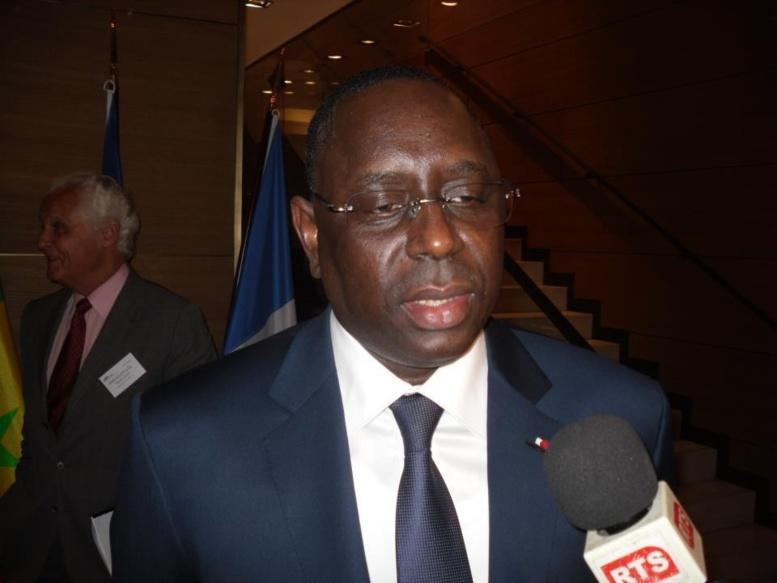 """""""La demande sociale sera soldée progressivement"""", promet le président Macky Sall"""