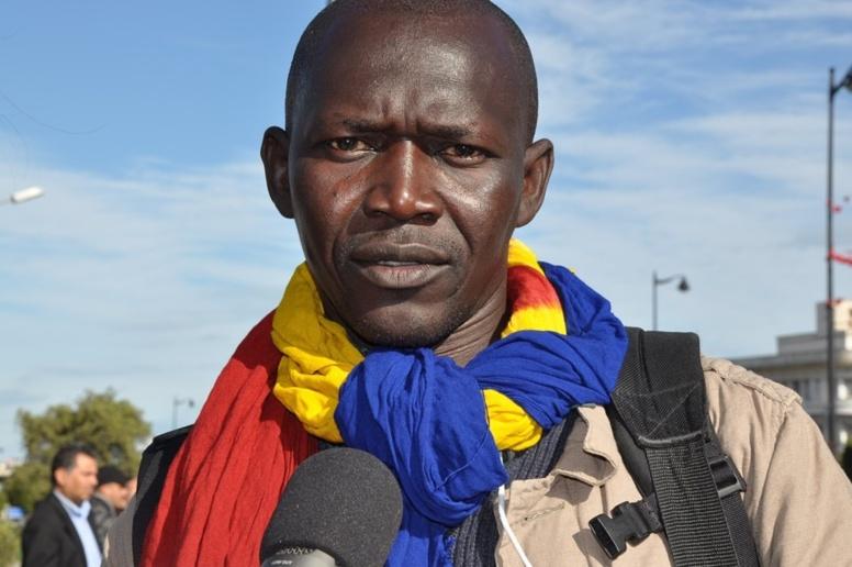 Dernière minute: Le journaliste tchadien Makaïla Nguebla arrêté