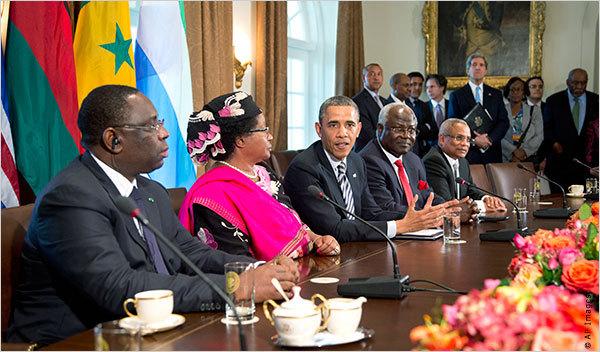 Sénégal-Etats Unis : Barack Obama offre du gaz naturel à Macky Sall et prévoit une visite en Juin