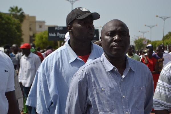 """Alliance Yoonu Yokkuté"": Arona Ndoffène Diouf fait un putsch contre Ibrahima Sall de ""Macky 2012"""