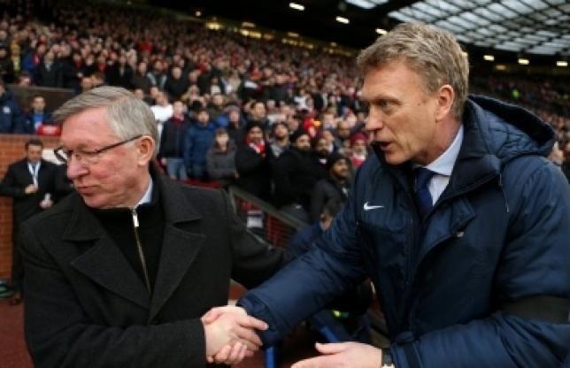 Man United: Moyes favori pour la succession de  Ferguson