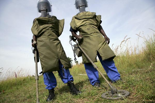 Exclusivité RFI: rencontre avec les douze démineurs retenus en otage par le MFDC en Casamance
