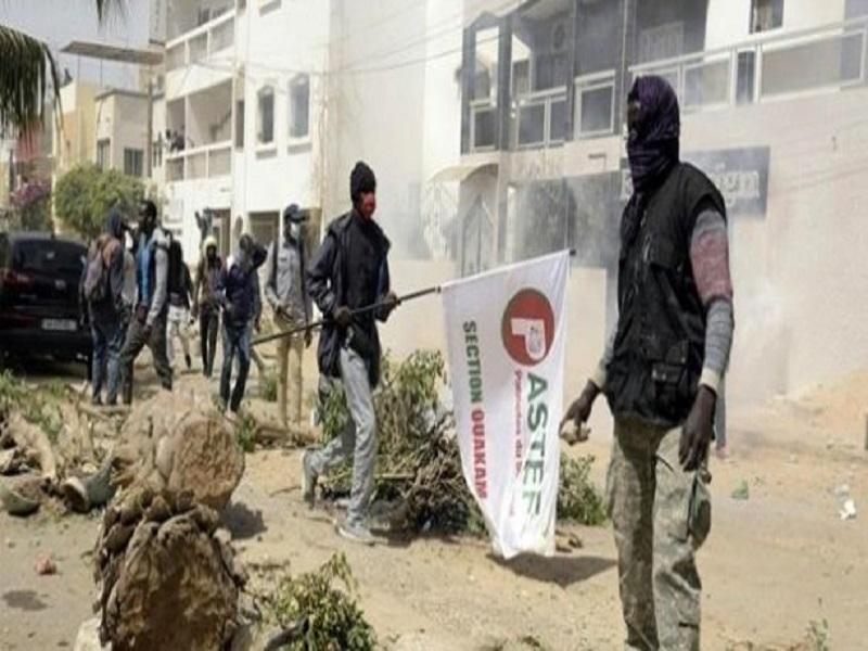 Manif' de soutien à Ousmane Sonko : les militants de Pastef Bignona libérés