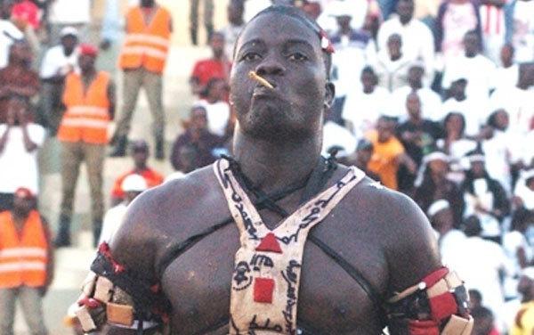Lutte : Blessé hier au stade Demba Diop, Garga Mbossé souffre de traumatisme crânien