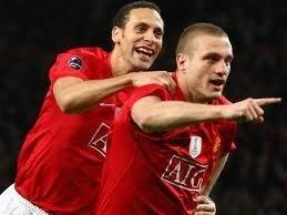 Man United: Ferdinand et Vidic heureux pour Moyes