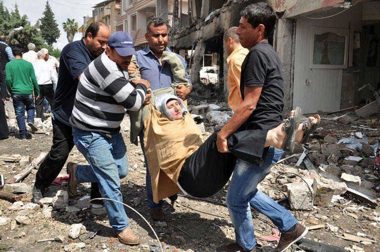 Turquie: neuf suspects placés en garde à vue après le double attentat à Reyhanli