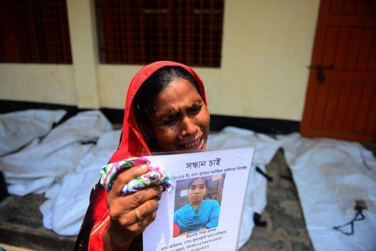 Bangladesh: le bilan de la catastrophe de Savar s'alourdit à 1.125 morts