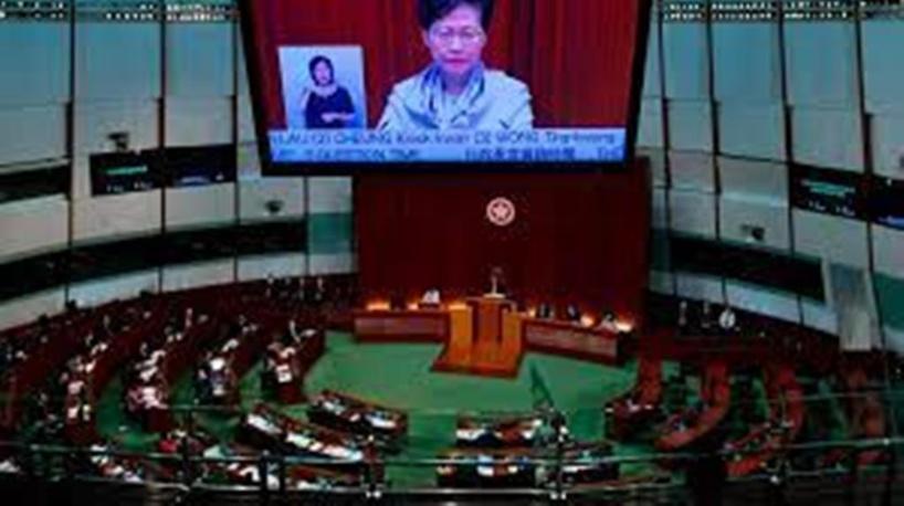Hong Kong: Pékin entérine la réforme radicale du système électoral, l'opposition empêchée