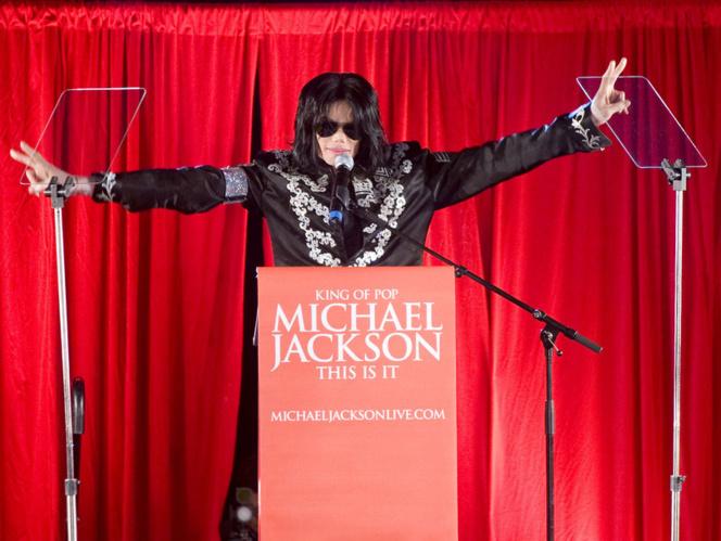 """Michael Jackson """"défoncé"""" lors des dernières répétitions de """"This is it"""""""