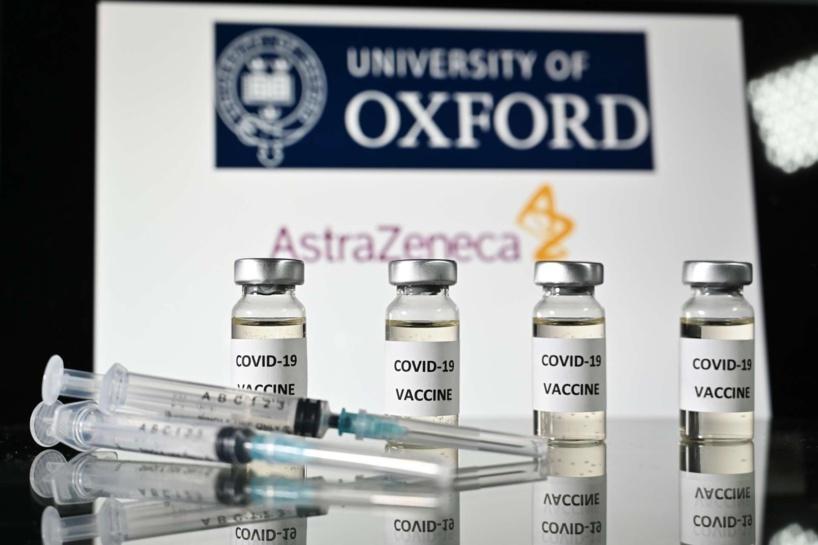 Critiqué, le vaccin contre la Covid_19, AstraZeneca change de nom