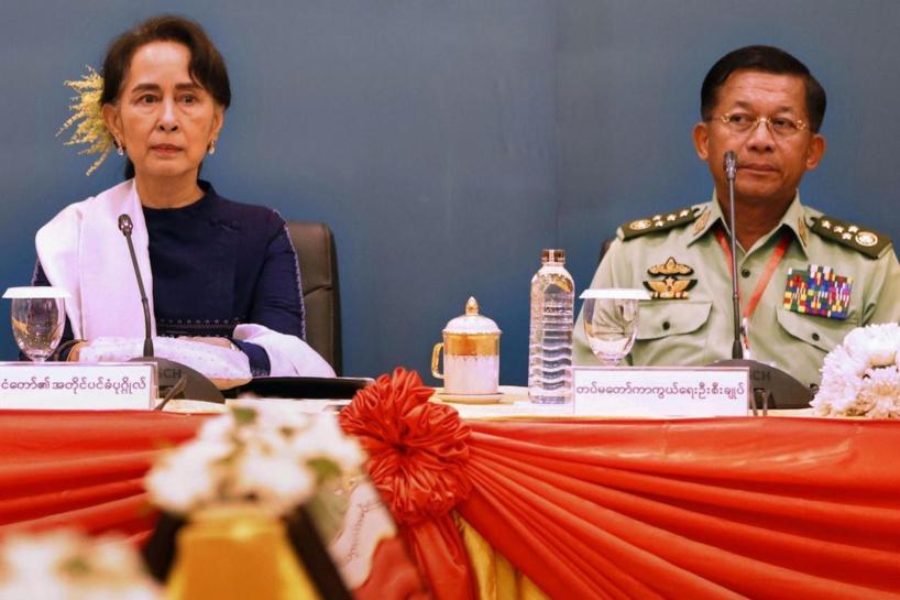 Birmanie: Aung San Suu Kyi «paraît en bonne santé», selon son avocat