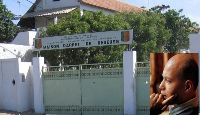 Rebeuss-Permis de visite corsée: La commission d'instruction décourage les visiteurs de Karim