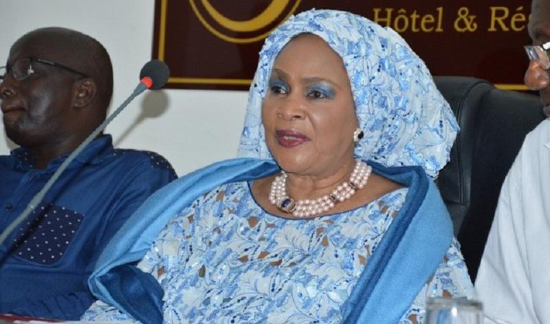 Aida Ndiongue après avoir rejoint la mouvance présidentielle : « Mon séjour carcéral est une volonté divine »