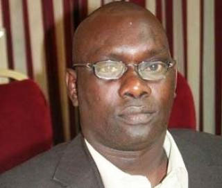Vice-président de la Fédération Sénégalaise de Football, Amadou Kane