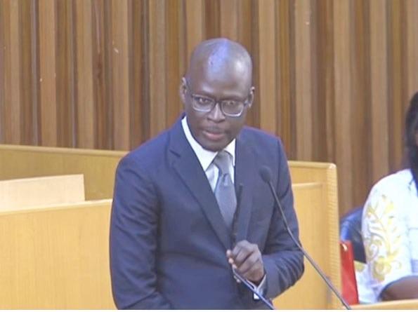 Assemblée nationale: «vous et nous avons failli», affirme Cheikh Bamba Dieye