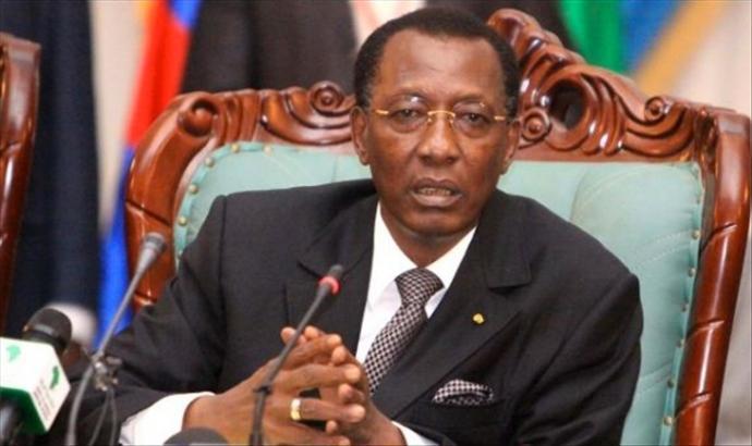 Tchad Série d'arrestations - Opération Serval: l'art d'Idriss Deby d'inhiber la France