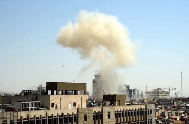 Syrie : trois morts dans une explosion à Damas, selon la télévision d'Etat