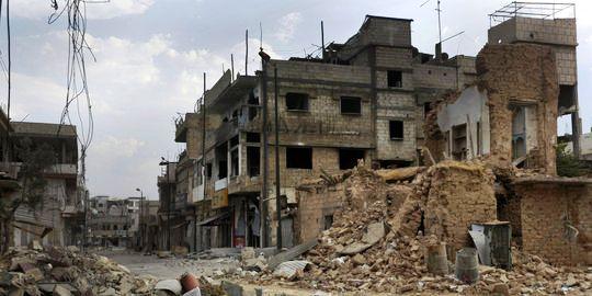 L'armée syrienne engage l'assaut contre le fief rebelle de Qousseir, dans le centre du pays (OSDH)