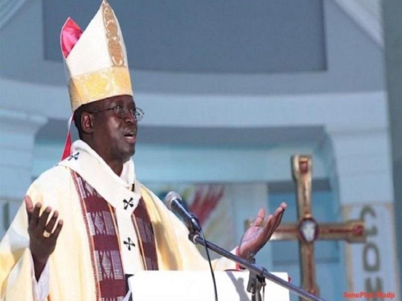 L'Archevêque de Dakar invite les fidèles à « orienter leur vie vers le bien » pour sauvegarder la paix