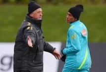 Barça: Scolari annonce Neymar