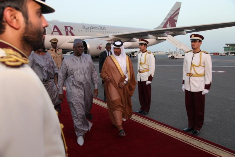 Visite officielle à Doha : Le Président Macky Sall démarche les investisseurs Qatari