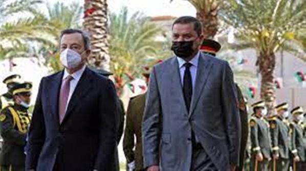 Les Premiers ministres grec et italien en visite officielle en Libye